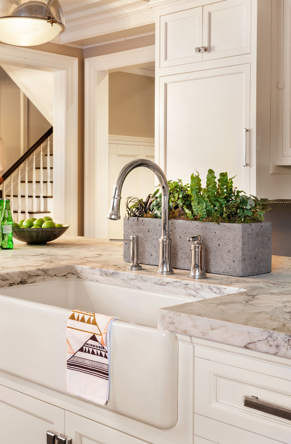 New Canaan Kitchen Sink