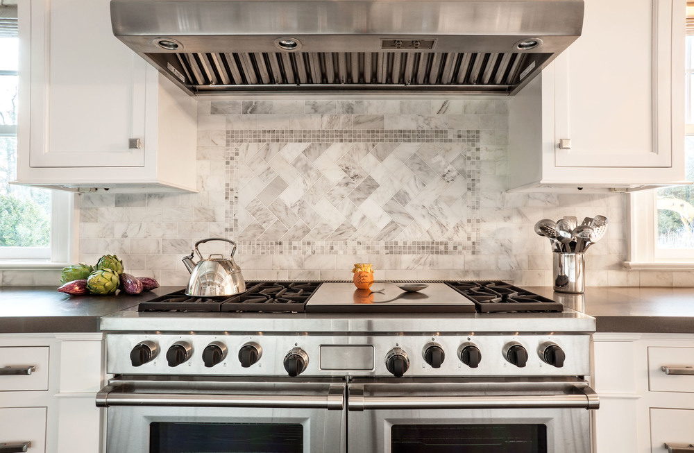 New Canaan Kitchen Oven