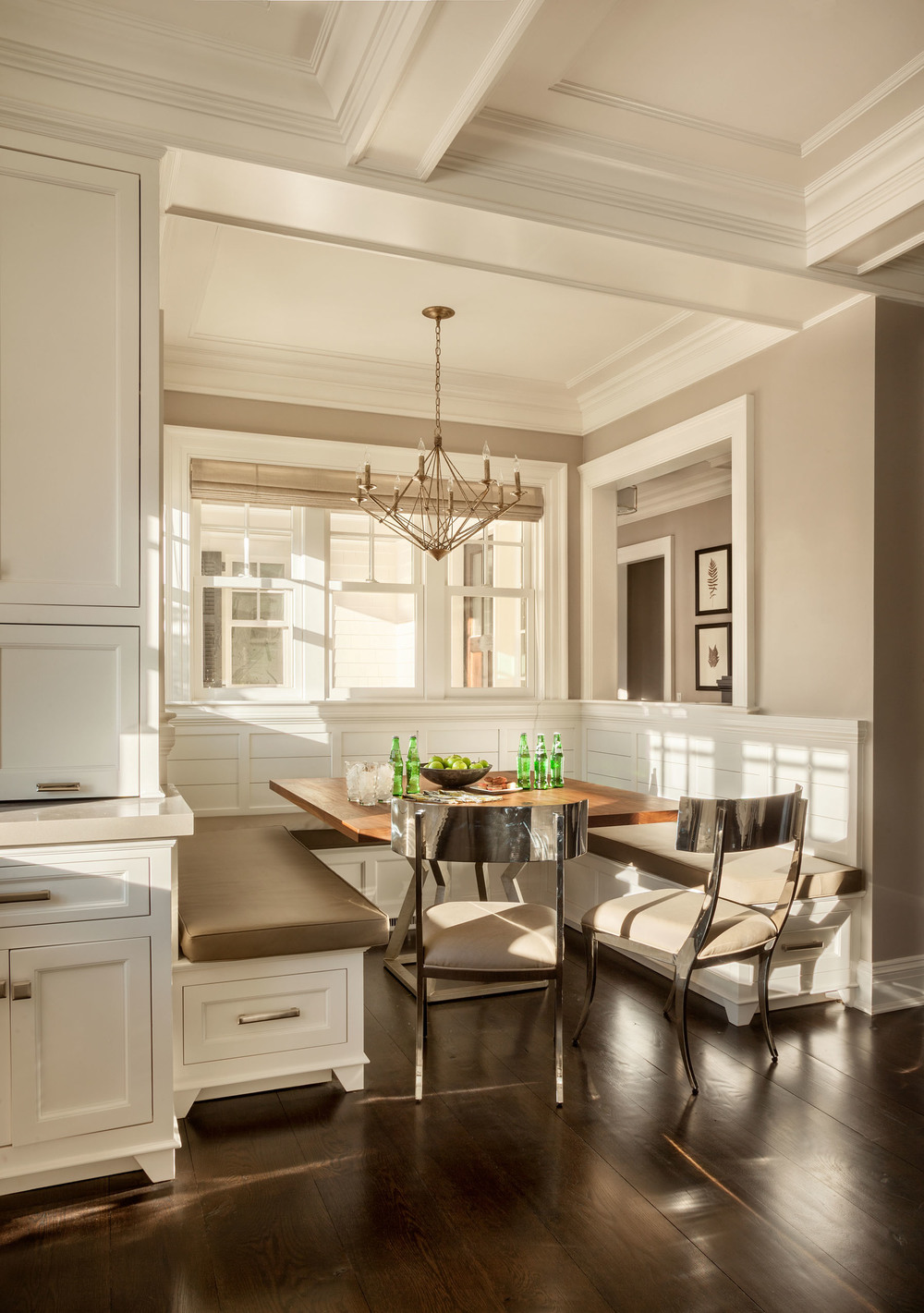 New Canaan Kitchen Nook