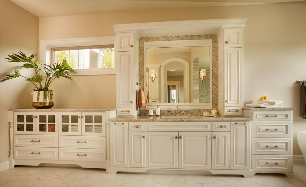 American Spirit Master Bathroom Vanity