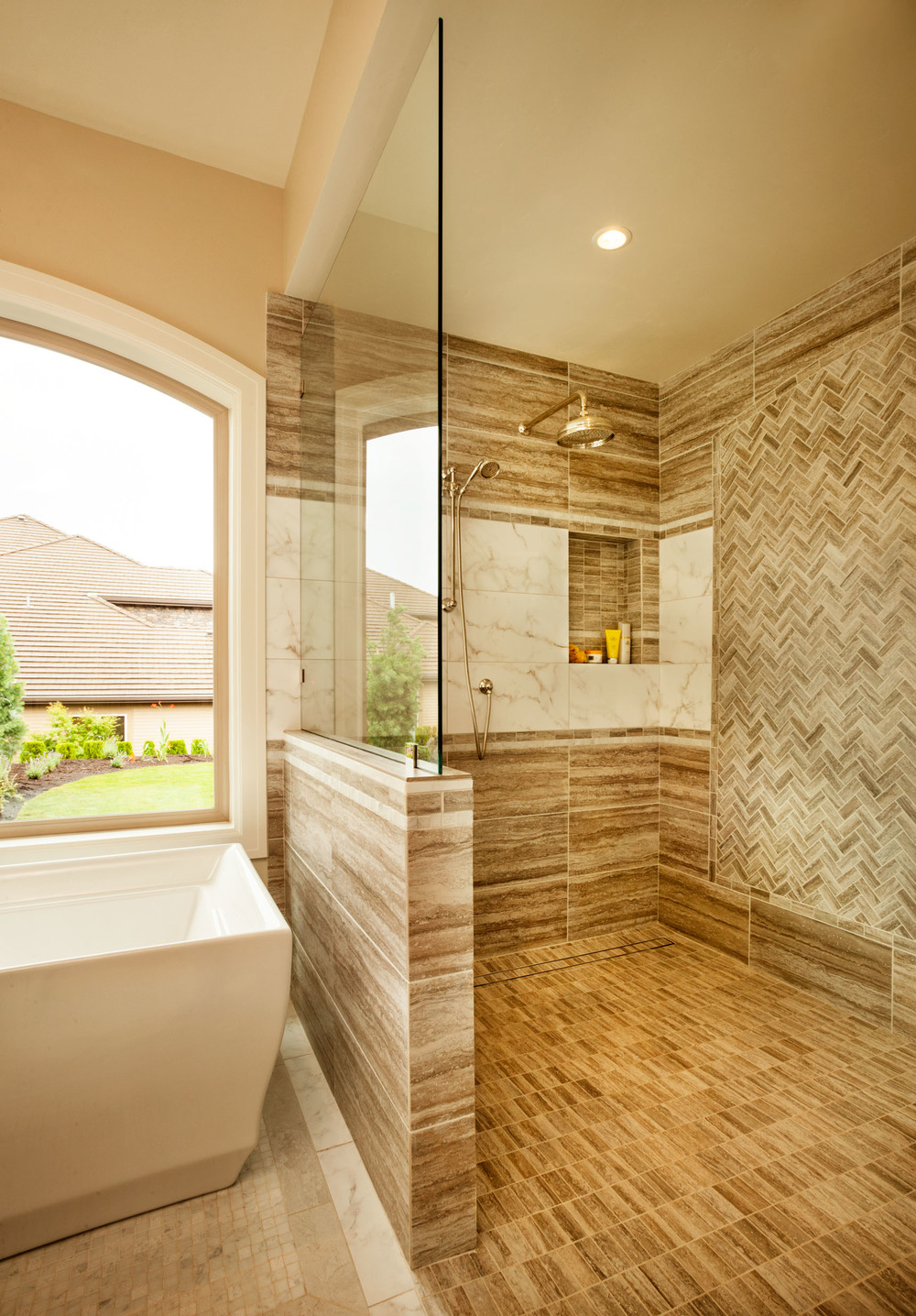 American Spirit Master Bathroom