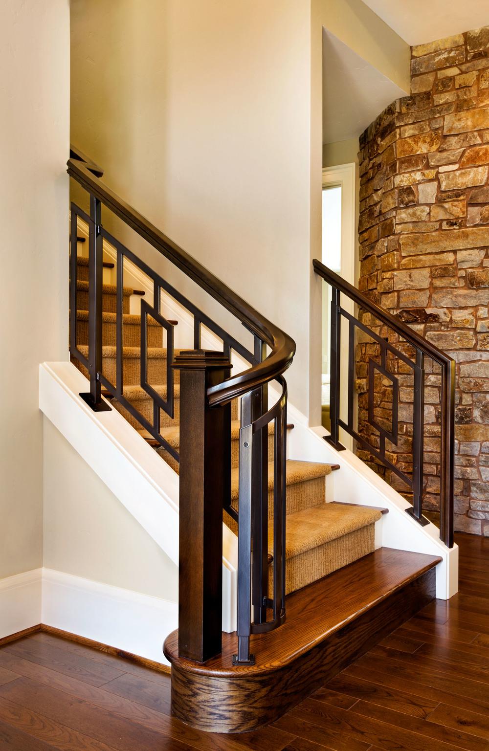 Stonehenge Terrace Stairway