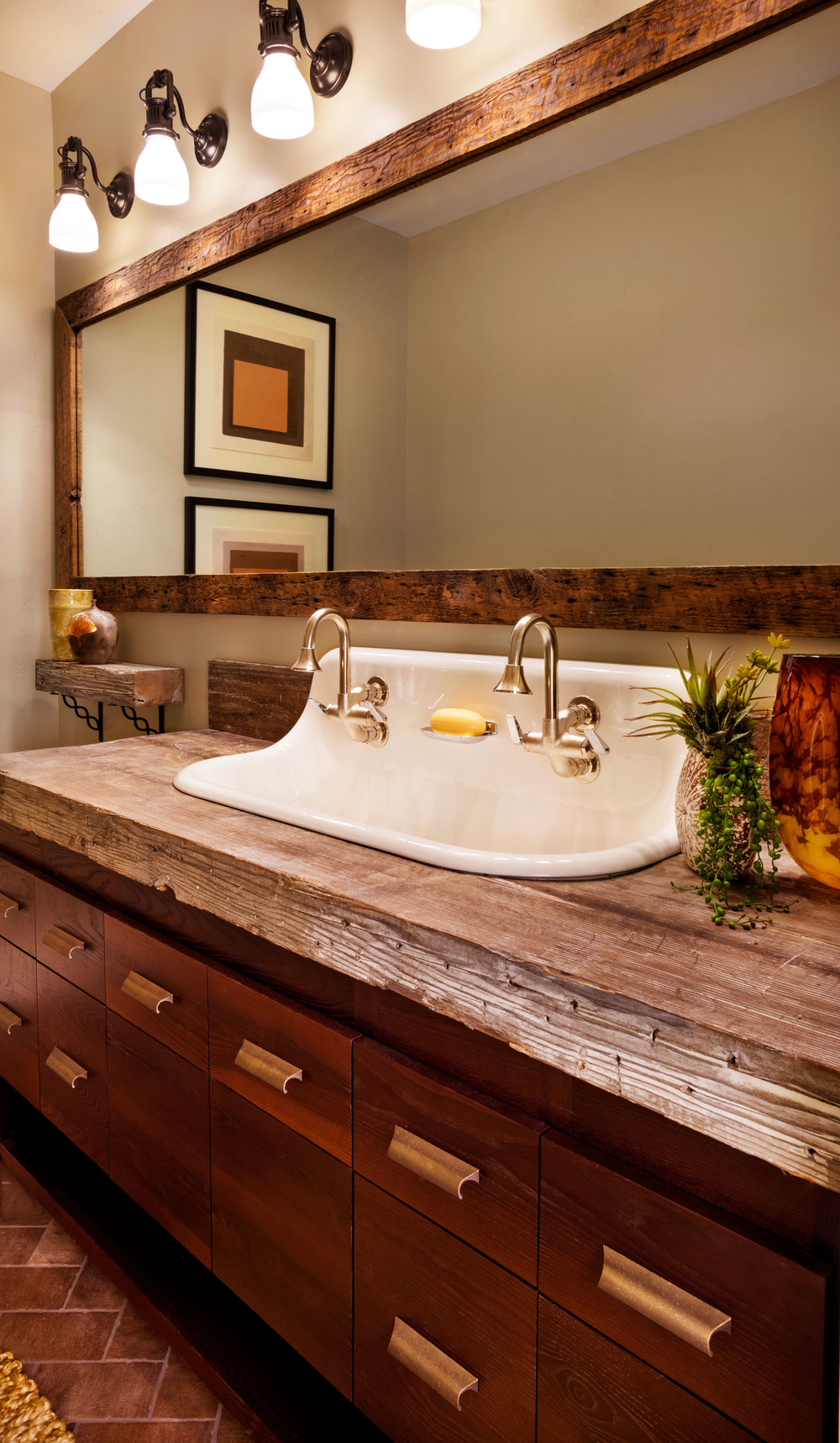 Stonehenge Terrace Bathroom Sink