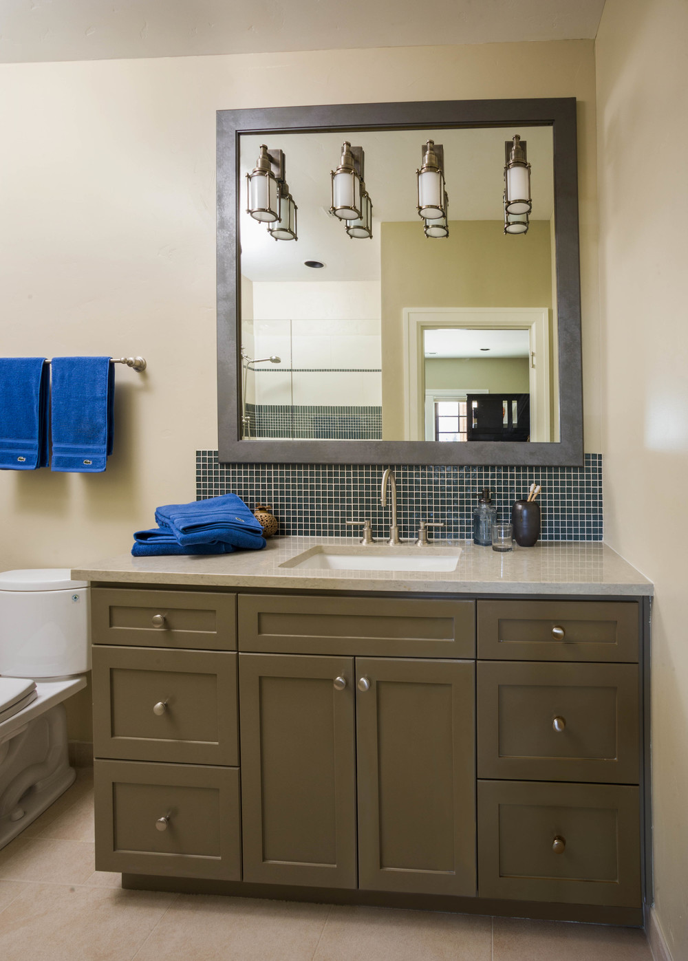 Stonehenge Terrace Boy's Bathroom Vanity