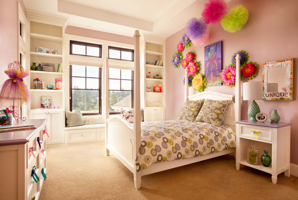 Stonehenge Terrace Girls Bedroom