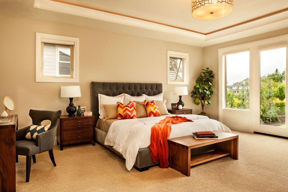 Trillium Master Bedroom