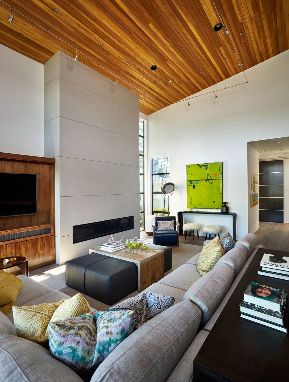 Sandhill Crane Living Room