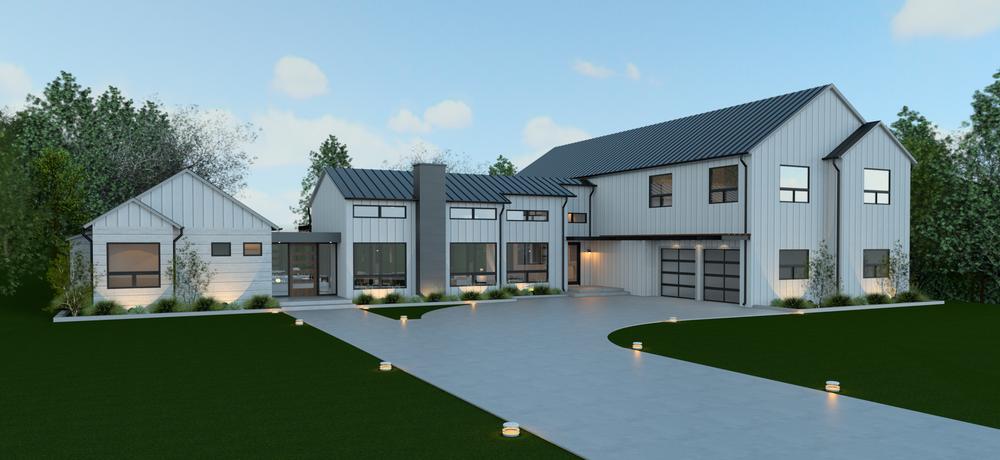Custom Home Design Garrison Hullinger Interior Design