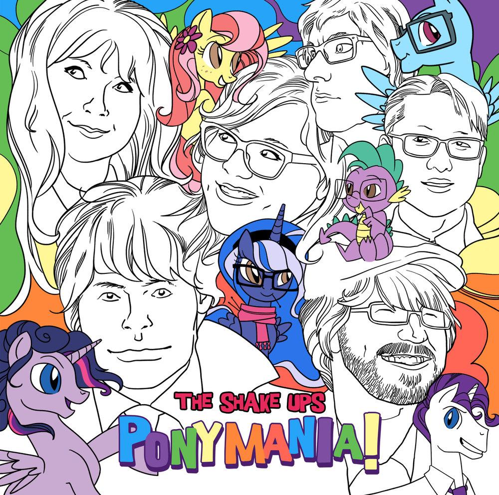 Ponymania! Cover.jpg