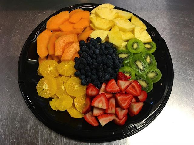 Start your day with this some fruit goodness! All the colours of the rainbow 🌈 #notskittles #mercurycafekw #kwawesome