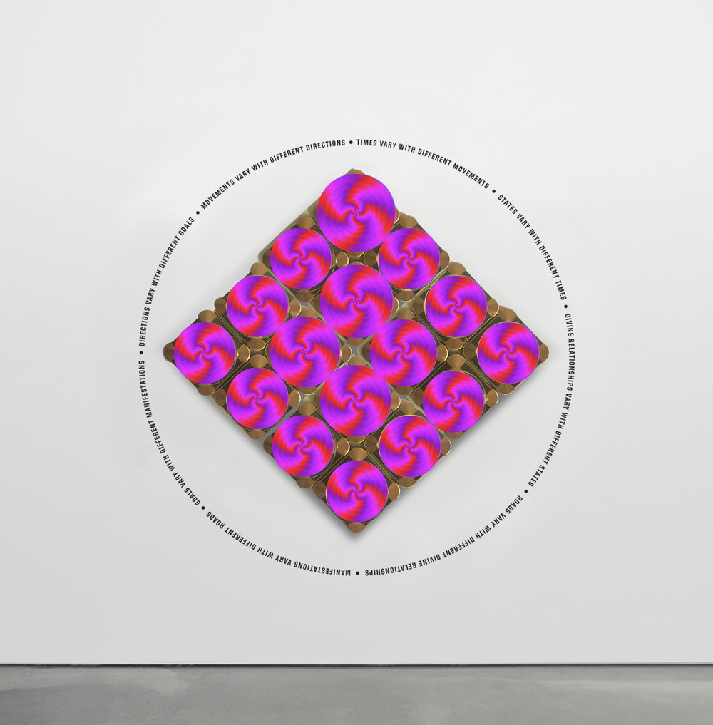 ' An Illusion Of Success ',Mixed Media, Wall-mounted Solar Powered Sculpture