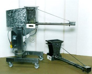 Mallet Dry Topping Machine