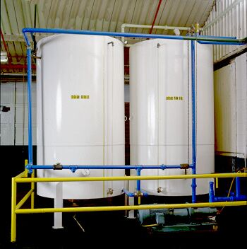 Mallet Mini Bulk Tanks