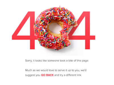 Mallet 404 Page