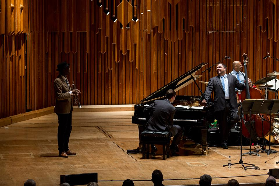 JALC Perform Gershwin Song Book, Barbican 2016
