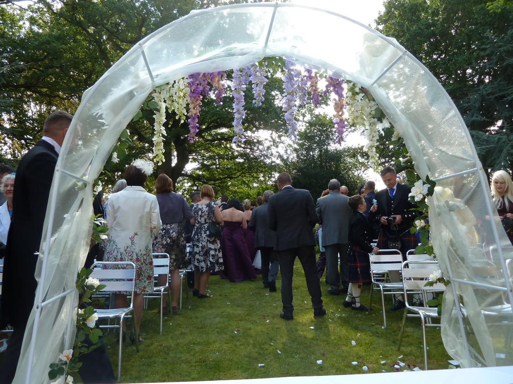 Twycross Zoo Wedding