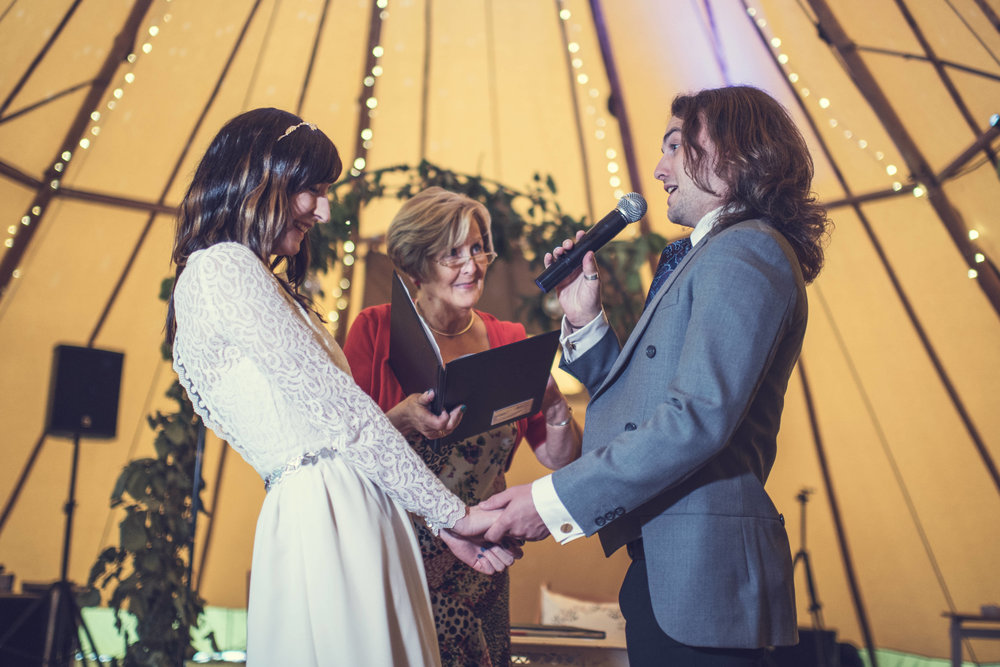 My Perfect Ceremony - Wedding Celebrant Testimonial - Adam & Victoria
