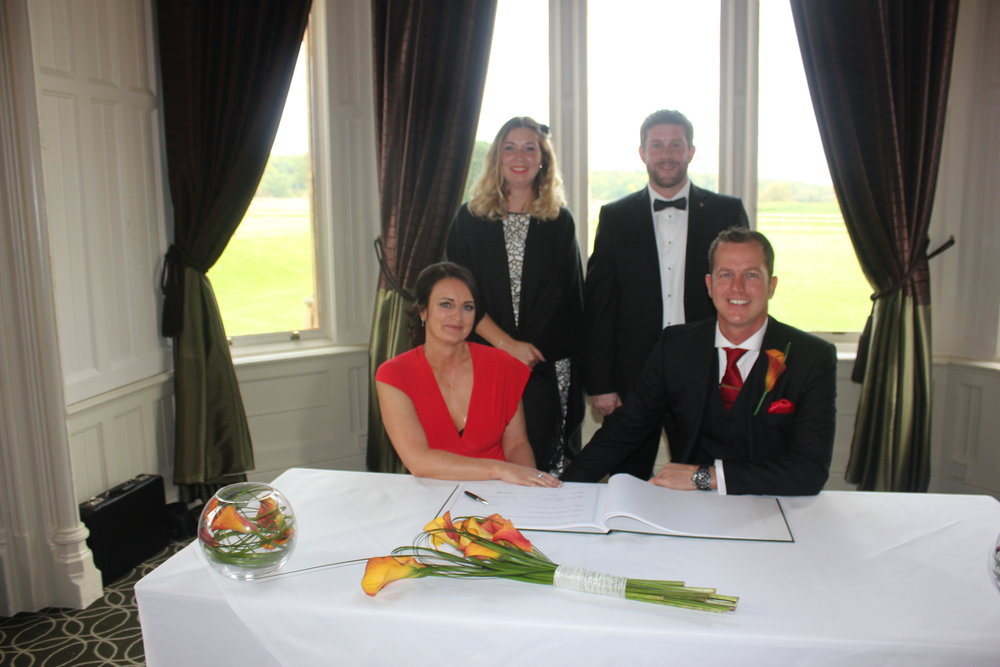 My Perfect Ceremony - Wedding Celebrant Testimonial - Alistair & Amanda