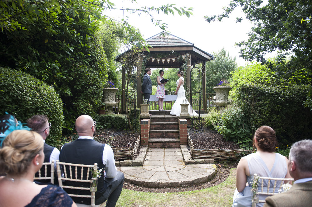 My Perfect Ceremony - Wedding Celebrant Testimonial - Abby & Neil