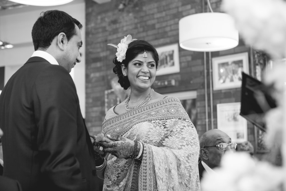 My Perfect Ceremony - Wedding Celebrant Testimonial - Kaajal & Nilesh