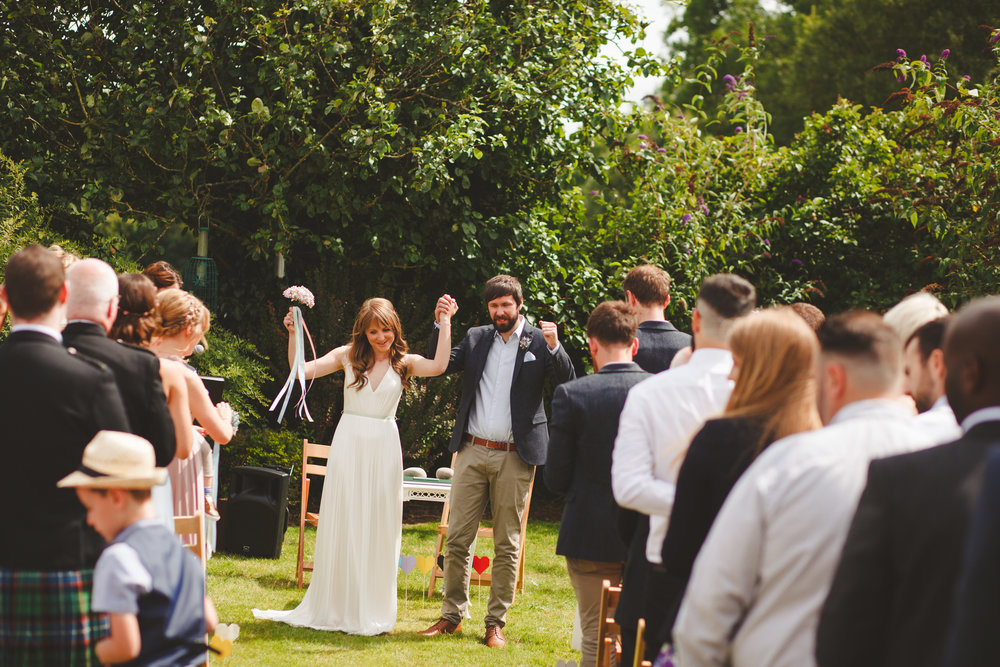 My Perfect Ceremony - Wedding Celebrant Testimonial - Ellie & Tom