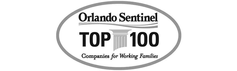 Noble Orlando Sentinel Top 100 Companies
