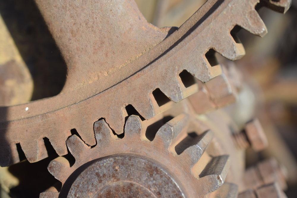 Georgetown Gears