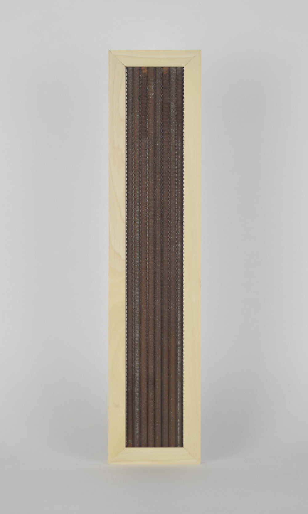 Threaded Rods, 2019. 4x19x1