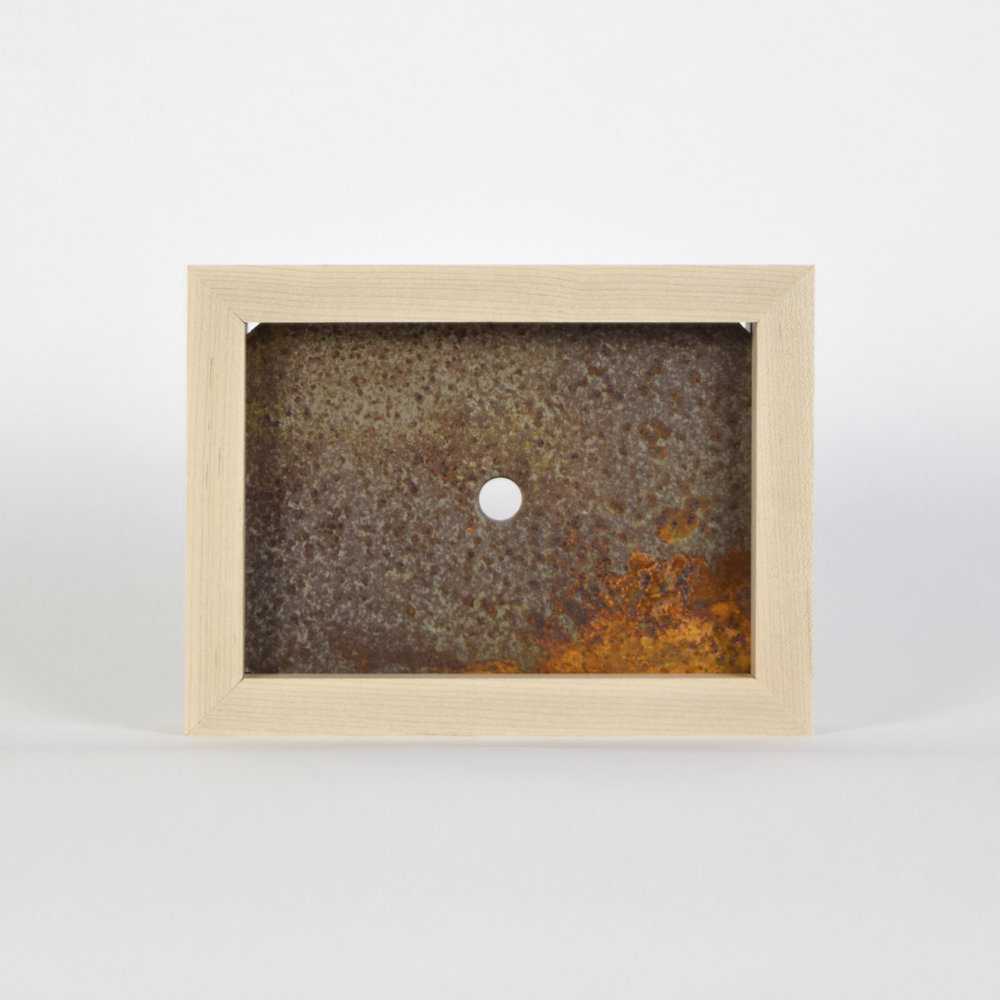 Hole, 6.5x8x2