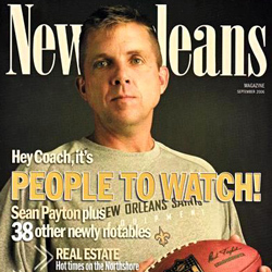 New Orleans Magazine - People to Watch