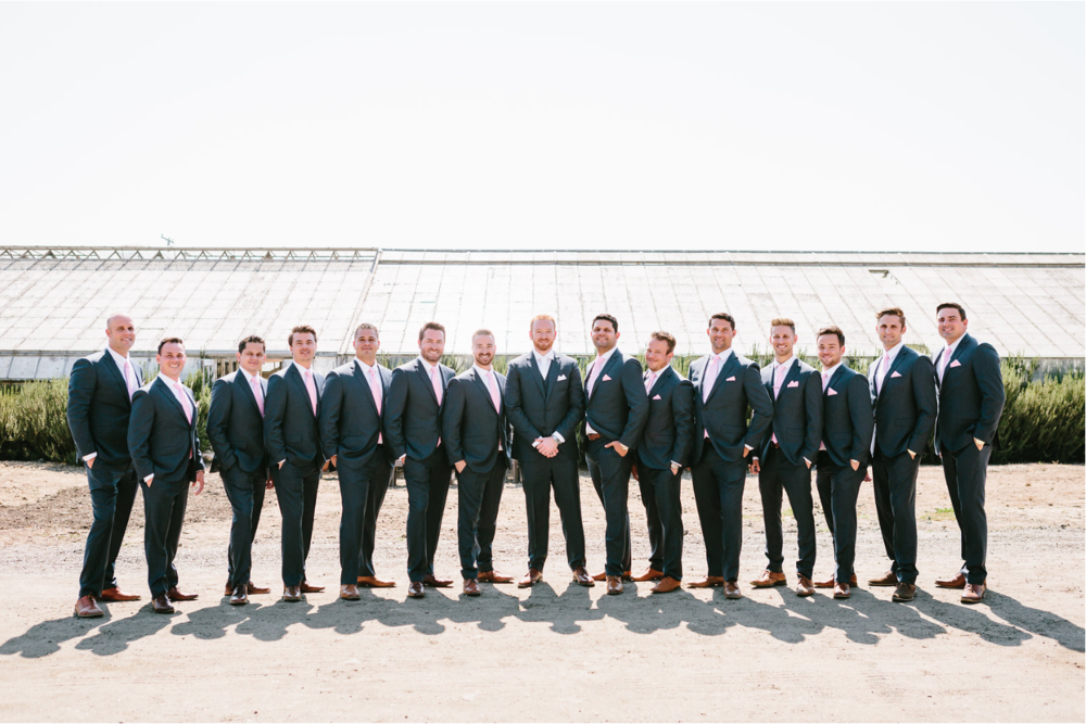 groomsmen wedding planner