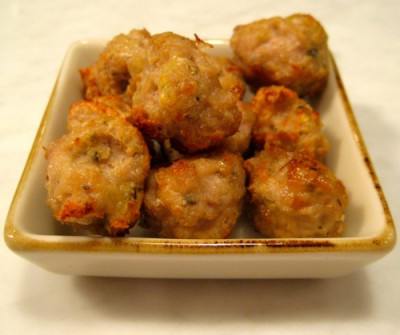Chicken-Meatballs