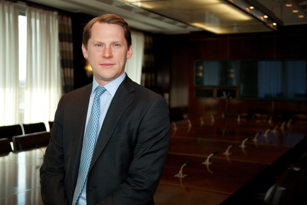 Corporate Headshot of Robert Harper