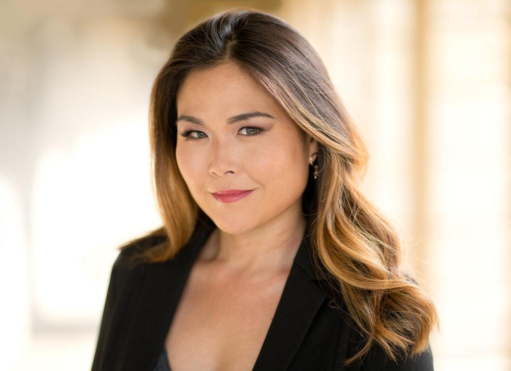 Corporate Headshot of Melissa Rowley