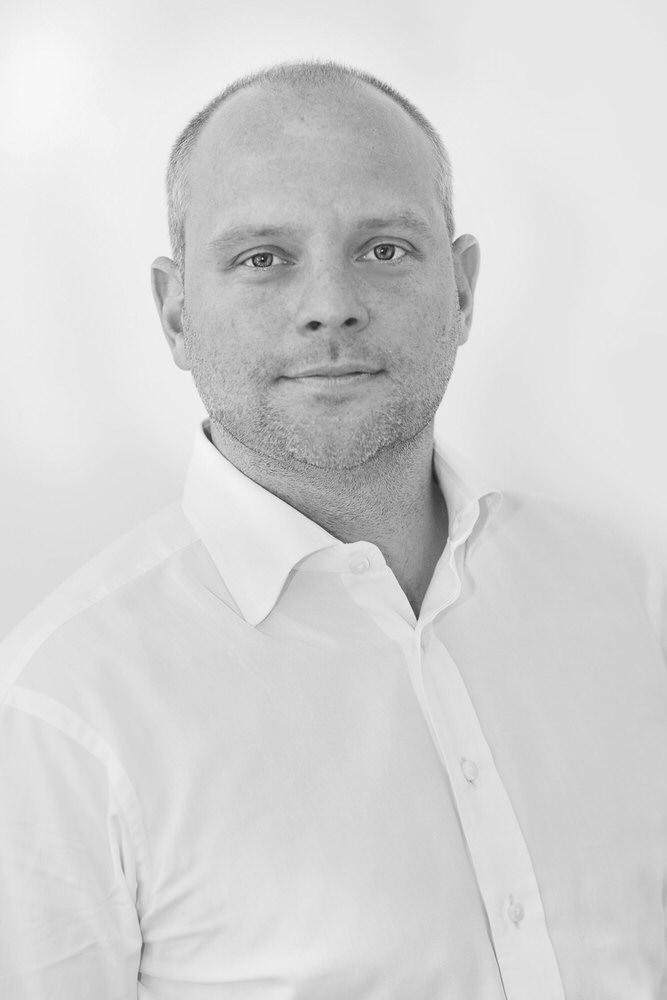 Corporate Headshot of Michael Aldridge
