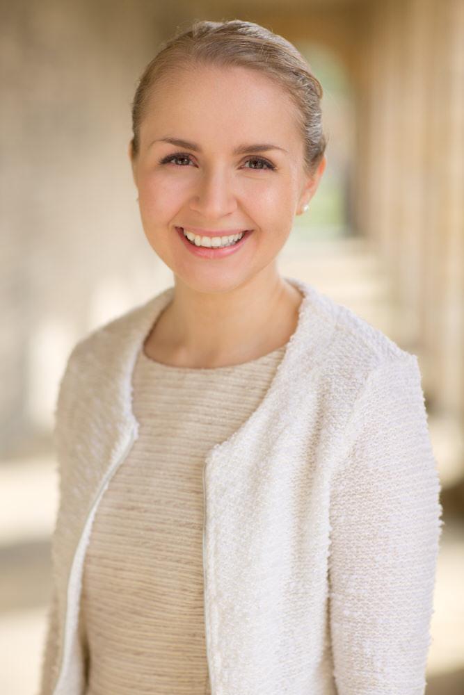 Corporate Headshot of Mari Humalajoki