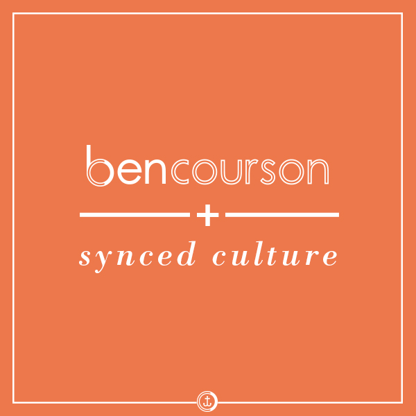 Ben Courson + Synced Culture Collab! #bencourson