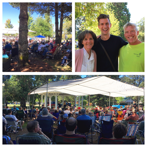 Hope in the Park #bencourson