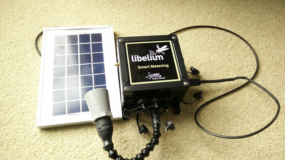Libelium Waspmote sensor platform
