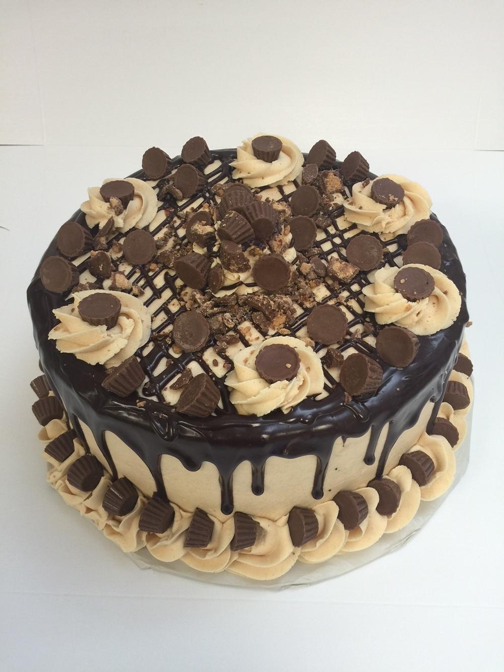 Heaven In Peanut Butter Chocolate