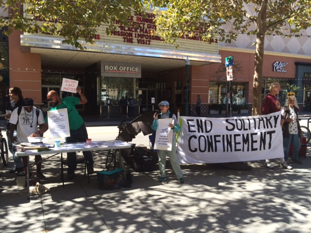 "Santa Cruz-Statewide Coordinated Actions To End Solitary Confinement -  Readers' Theater: Statement of plaintiffs on settlement of Ashker v. Governor of California (August 31, 2015) . Photo credit: Alina Hammer.     Normal   0           false   false   false     EN-US   X-NONE   X-NONE                                                                                                                                                                                                                                                                                                                                                                                                                                                                                                                                                                                                                                                                                                                                                                                                                                                        /* Style Definitions */  table.MsoNormalTable 	{mso-style-name:""Table Normal""; 	mso-tstyle-rowband-size:0; 	mso-tstyle-colband-size:0; 	mso-style-noshow:yes; 	mso-style-priority:99; 	mso-style-parent:""""; 	mso-padding-alt:0in 5.4pt 0in 5.4pt; 	mso-para-margin:0in; 	mso-para-margin-bottom:.0001pt; 	mso-pagination:widow-orphan; 	font-size:10.0pt; 	font-family:""Times New Roman"",serif;}"