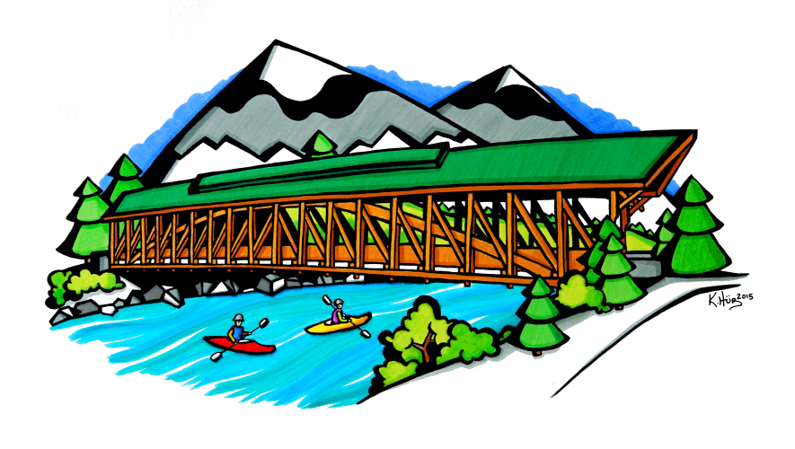 Kicking Horse Bridge Project