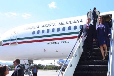 Presidente Juarez - The Mexican Presidential Plane