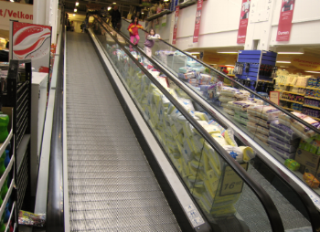 The Only Escalator In Greenland