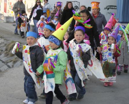 The Children of Nuuk