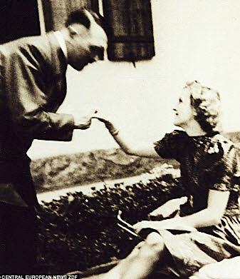 Hitler's in love
