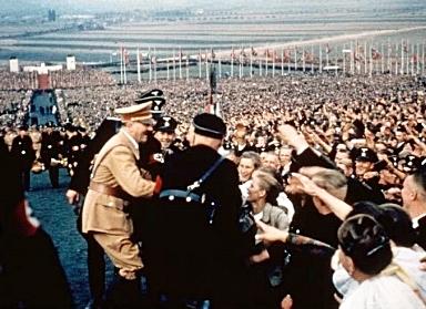 Hitler and insane fans