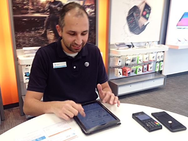 Boris the AT&T guy