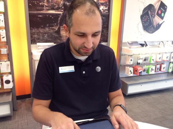 Boris at AT&T