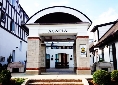 Acacia Fraternity at Univeristy of Illinois Urbana-Champaign